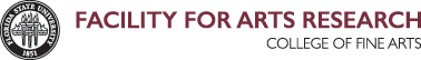 Facility for Arts Research (FAR) logo